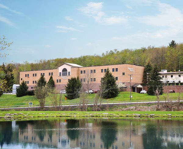 <span>Robinson Terrace</span> Rehabilitation and Nursing Center
