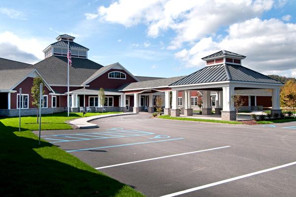 The Pavilion at <span>Robinson Terrace</span>